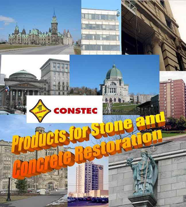mortars for limestone,sandstone,granite and concrete restoration